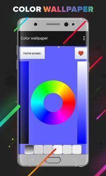 Solid Color Wallpaper screenshot 3