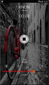 Radio For KNON screenshot 1