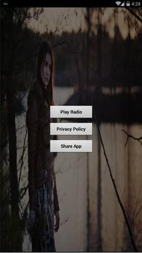 Player For Jones College Radio poster