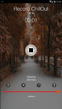 Radio For Record ChillOut screenshot 1