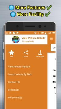 RTO View Vehicle Details screenshot 2