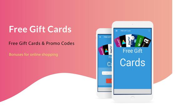 free gift card gift cards generator 2018 for android apk download
