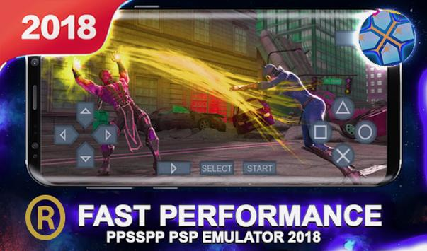 Pro PPSSPP 2018 | New PSP EMULATOR screenshot 2