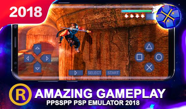 Pro PPSSPP 2018 | New PSP EMULATOR screenshot 4