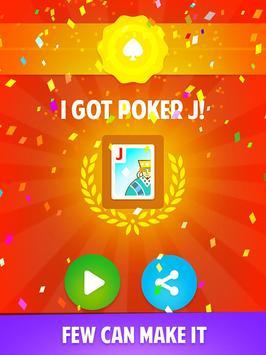 Get Poker J screenshot 6