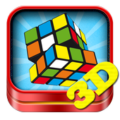 Pocket Rubik 3D - Free icon