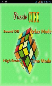 Pocket Rubik 3D - Free screenshot 5