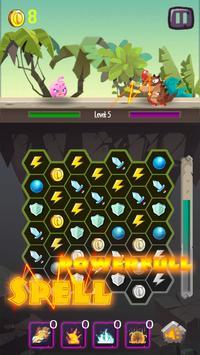 Pink Bird Fight Match Puzzle screenshot 4