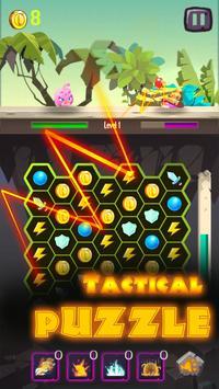Pink Bird Fight Match Puzzle screenshot 5