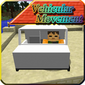Vehicular Movement Mod Guide icon