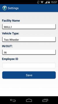 Parking Manager screenshot 1
