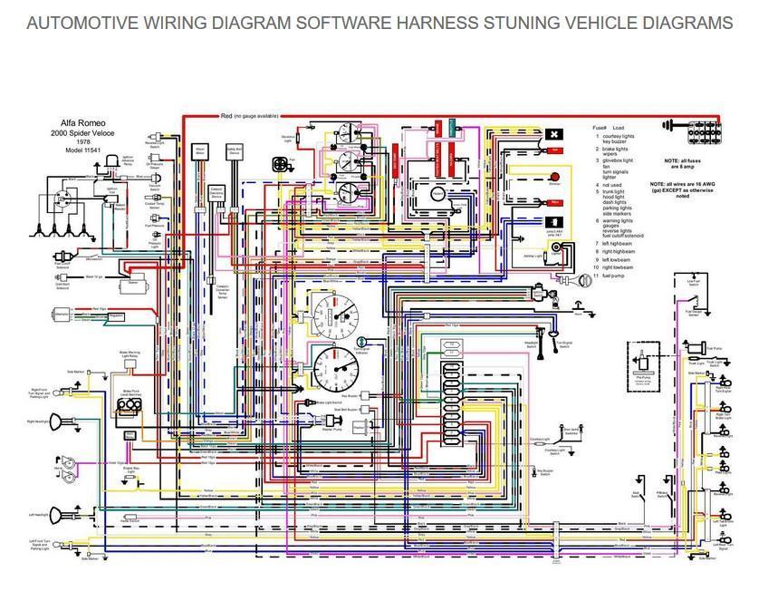 Automotive Wiring Diagram Software from image.winudf.com