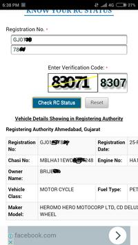 Vehicle Info screenshot 2