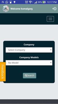 Vehicle Services apk screenshot
