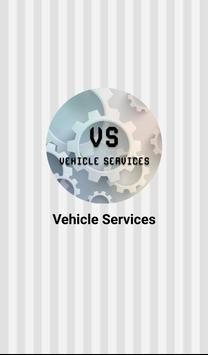Vehicle Services poster