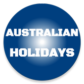Australian Holidays 2016 icon
