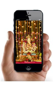 Lord Ganesha Live Wallpaper HD apk screenshot