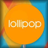 Lollipop Live Wallpaper Theme icon