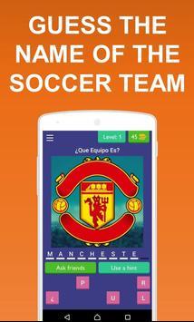Adivina el Club de Futbol ポスター