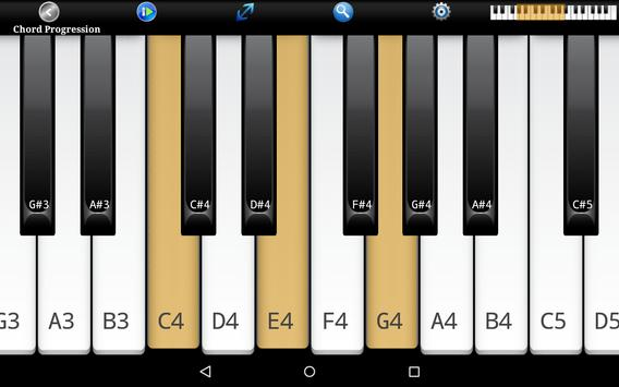 Colorful D5 Chord Piano Vignette - Basic Guitar Chords For Beginners ...