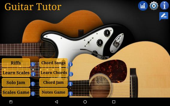 Guitar Tutor for Android - APK Download