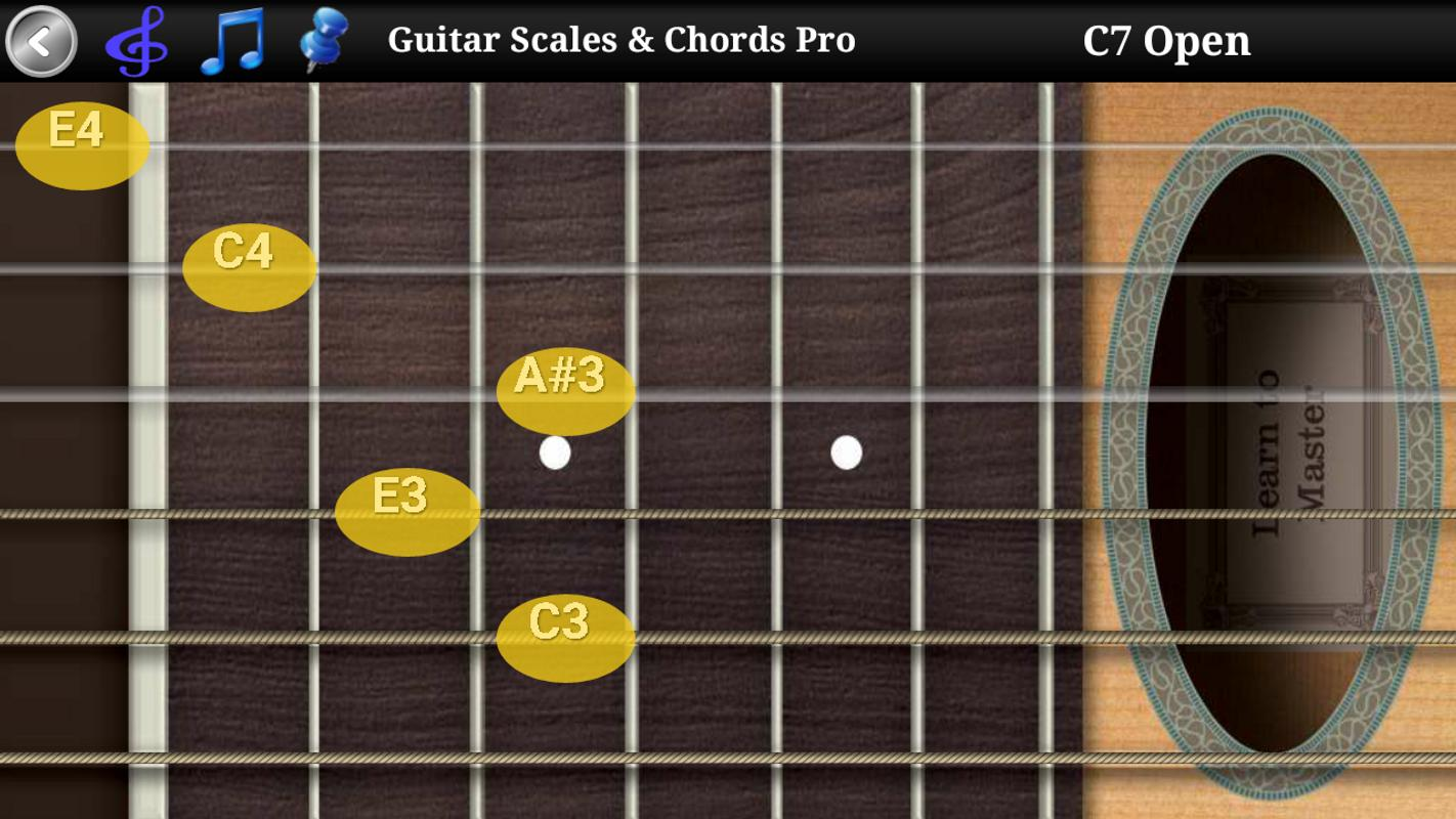 guitar scales chords free apk download free music audio app for android. Black Bedroom Furniture Sets. Home Design Ideas