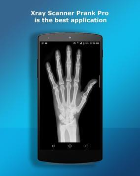 Xray Scanner Prank Pro apk screenshot