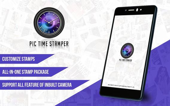 Pic Time Stamper poster
