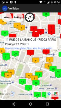 Velib - Velibien screenshot 3