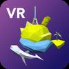 VR Video World - Oculus Available Zeichen