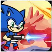 Super Sonics Force - Battle icon