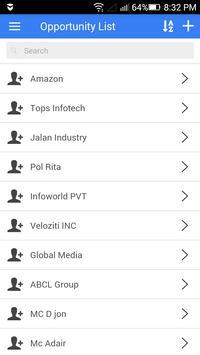 FieldEdge for SalesForce screenshot 4