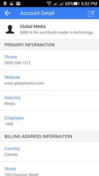 FieldEdge for SalesForce screenshot 6