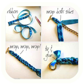 DIY Bracelet Tutorials and design collections icon