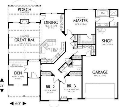 House Plan Design Idea New screenshot 15