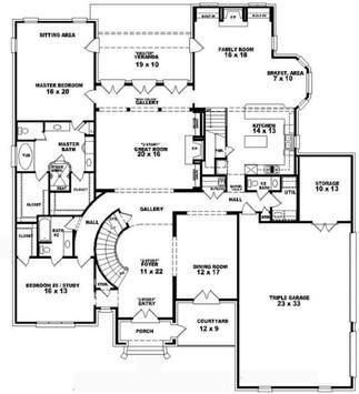 House Plan Design Idea New screenshot 1