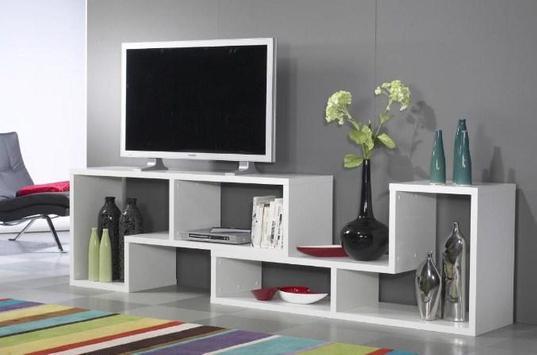 Shelves Tv Design Style Idea New screenshot 6