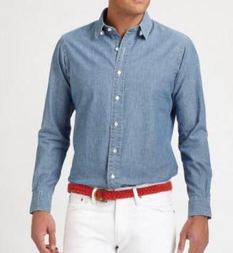 Shirt Jeans For Men screenshot 4