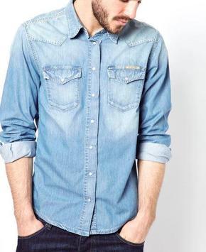 Shirt Jeans For Men screenshot 8
