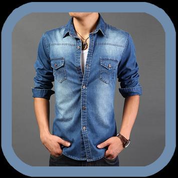 Shirt Jeans For Men poster