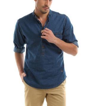 Shirt Jeans For Men screenshot 1