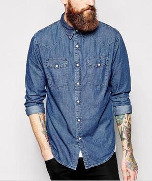 Shirt Jeans For Men screenshot 3