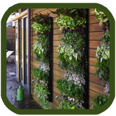 Vertical Garden Style Idea New icon
