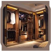 Wardrobe Design Idea New icon