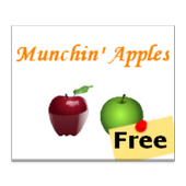 Munchin Apples Free icon