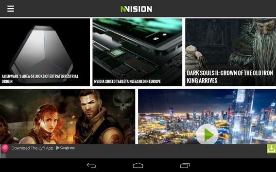 NVISION screenshot 15