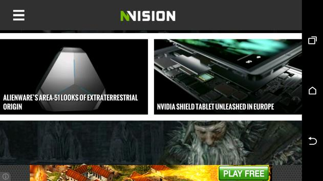 NVISION screenshot 6
