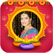 Diwali Photo Frames icon