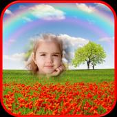 Rainbow Photo Frames icon