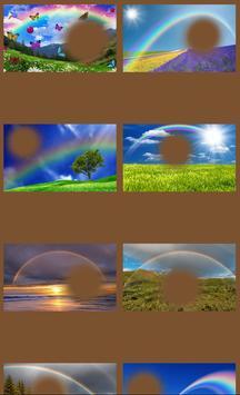 Rainbow Photo Frames screenshot 2